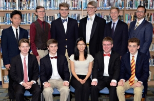Haverford HS 2015-2016 Delco Hi-Q Team