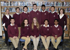 Garnet Valley 2016 Delco Hi-Q Team