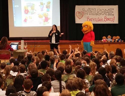 Hilltop Elementary Has School Spirit!