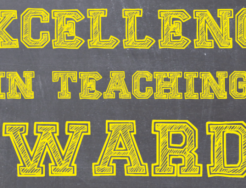 $1500 Awarded for Excellence in Teaching
