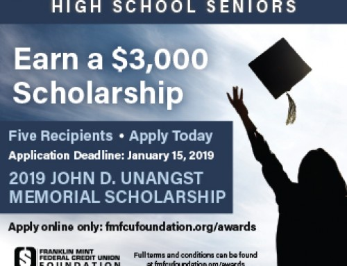 $3,000 Scholarships for High School Seniors