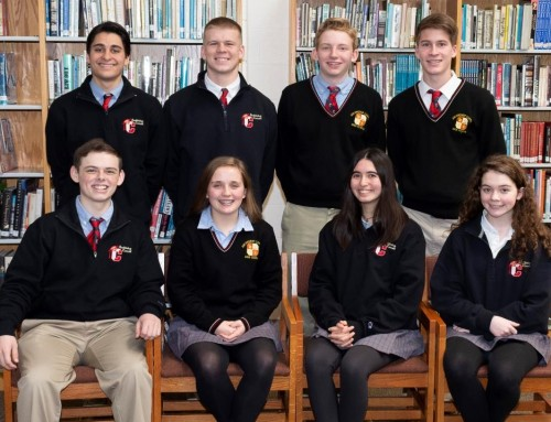 ARCHBISHOP CARROLL, HAVERFORD, DELAWARE COUNTY CHRISTIAN, AND BONNER-PRENDIE SCORE WINS IN THE FIRST WEEK OF DELCO HI-Q