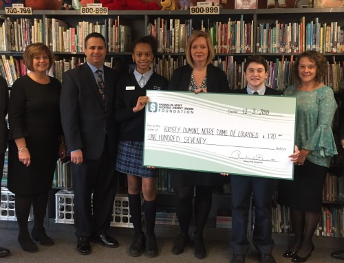 First Teacher Mini-Grant Awarded