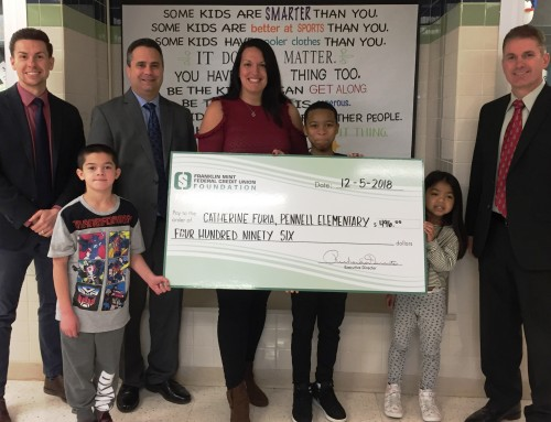 Pennell Elementary Receives Mini-Grant