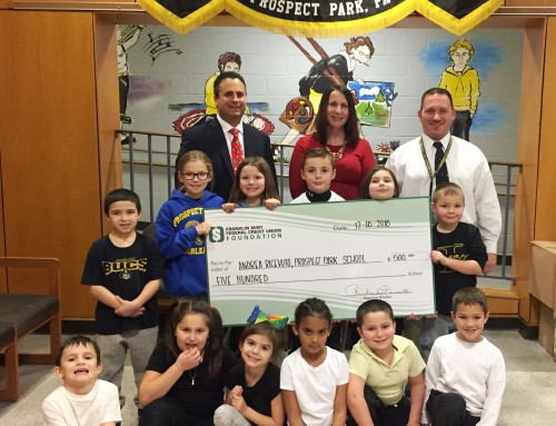 FMFCU Foundation Grant Will Bring Four Legged Pals to Prospect Park