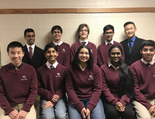 Garnet Valley Wins First Delco Hi-Q Contest of 2019