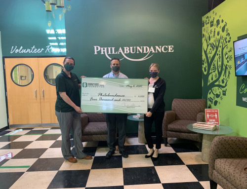 FMFCU Foundation Gives $12,000 to Food Banks across the Region