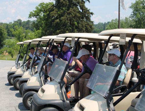 Second Annual Golf Outing Raises Funds for Vulnerable Groups in our Community